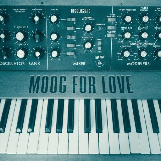 Disclosure альбом Moog For Love