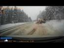 Жесткие аварии грузовиков зима 2017 Страшные аварии, смертельные аварииЖёсткие аварии394