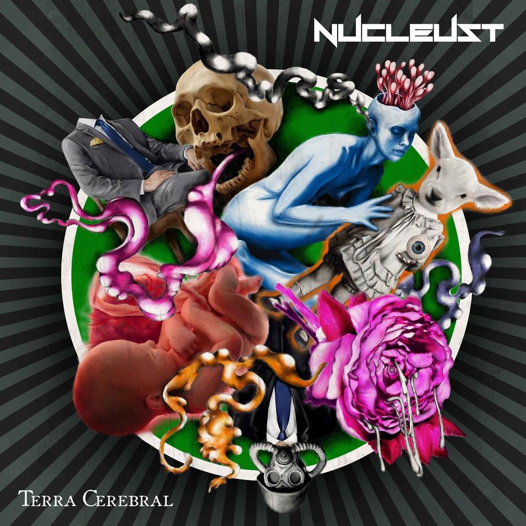 Nucleust - Terra Cerebral (2017)