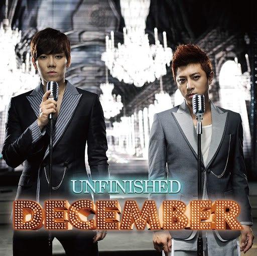 December альбом Unfinished