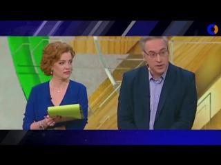 Зуб. Анекдот от Андрей Норкин в ток-шоу Место встречи