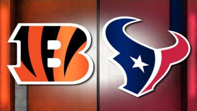 NFL Week 16 2016-2017 Cincinnati Bengals@Houston Texans part 2