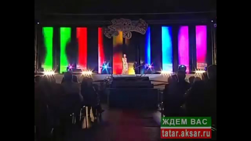 Татарская песня _ Ойдэ буран булмасын