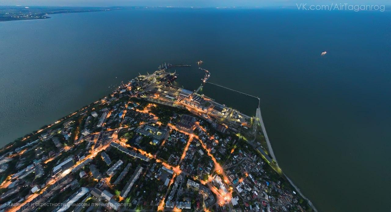 В донском правительстве обсудили правила пограничного режима в акватории Таганрогского залива