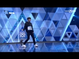 [PERF.] 170414 Lee Ki Won (2Y Ent.) – EP.2 Produce 101 @ Mnet Official