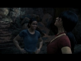 Геймплейный трейлер «Uncharted: The Lost Legacy». 2017.