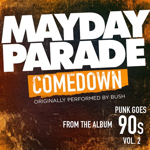 Mayday Parade альбом Comedown