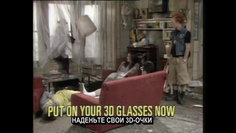 The Young Ones S2E06 - Summer Holiday (rus sub)