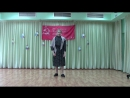 Конкурс чтецов-2016. Читает Сперидонова Ольга