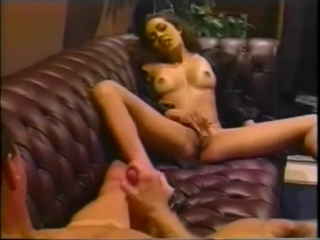 Mutual masturbation and orgasm together