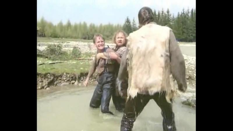 СЕРИАЛ - 1993 - Аляска Кид. Серия 8. Наёмные Убийцы (ДЖЕЙМС ХИЛЛ)