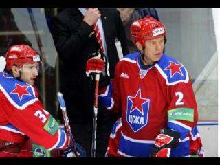 КХЛ 2009-2010 ХК СКА (Санкт Петербург) - ХК ЦСКА (Москва) 3-2 (11.12.2009)