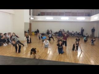Waacking choreo by Zlata Maslo