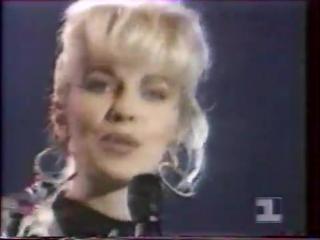 (staroetv.su) Наталья Ветлицкая - Но только не говори мне (1 канал Останкино, 1994)