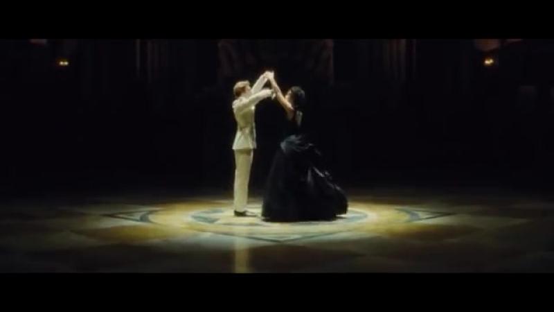 Анна Каренина. Танец с Вронским - Anna Karenina. Dancing scene.