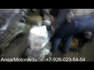 Отправка Двигателя Сузуки Гранд Витара СХ4 2.0J20BJ20 клиенту в Ростов на Дону