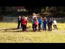 Урок физкультуры 1а класс