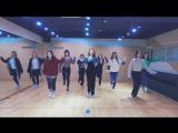 TWICE - Heart Shaker (Dance Practice)