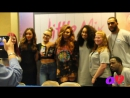 Little Mix Takes Over Philly Raphael Q102