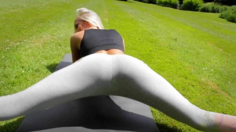 Kerrie Lee Cowan (bimbo, ass, tits, oil, fitness, fucktoy)