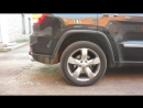 Jeep Grand Cherokee 5.7 L HEMI Exhaust Sound