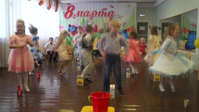 3 марта 2017.Танец