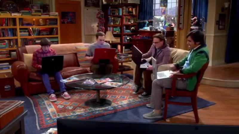 Теория Большого Взрыва. Комик-Кон
