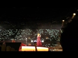 Adele - Make you feel my love (Live at Auckland)