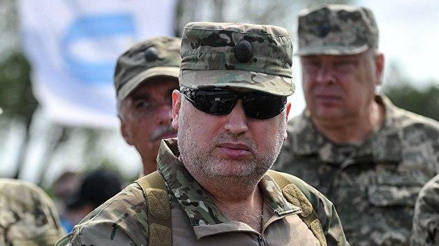 Турчинов дал задание украинским производителям - ракеты должны быть лучше чем в России