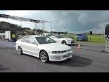 Nissan R35 GT-R vs. Mitsubishi Galant VR-4