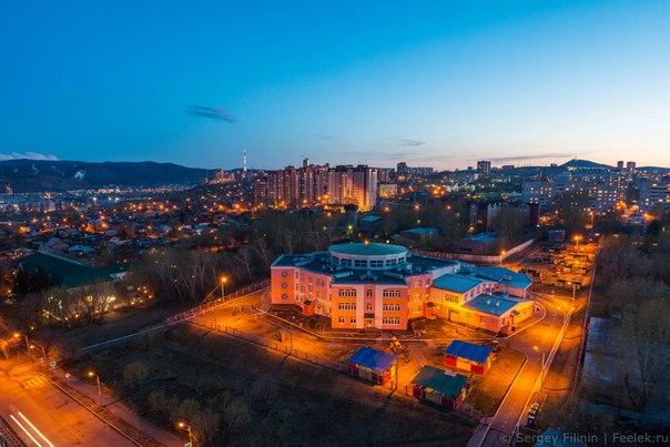 #ТипичныйКрасноярск_фото