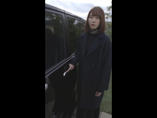 [CM] Aragaki Yui - NOAH Toyota - 2017.12.01