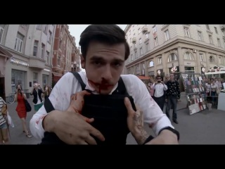 Hardcore Henry Music Video (Biting Elbows - My Woman)