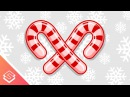Inkscape Tutorial Vector Candy Cane