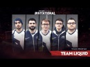SL i-League Invitational S3 Team Profile: Team Liquid [RU SUB]