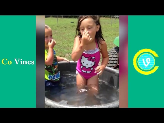 Try Not To Laugh Watching Ultimate Water Fails Compilation 2017 - Co Vines✔