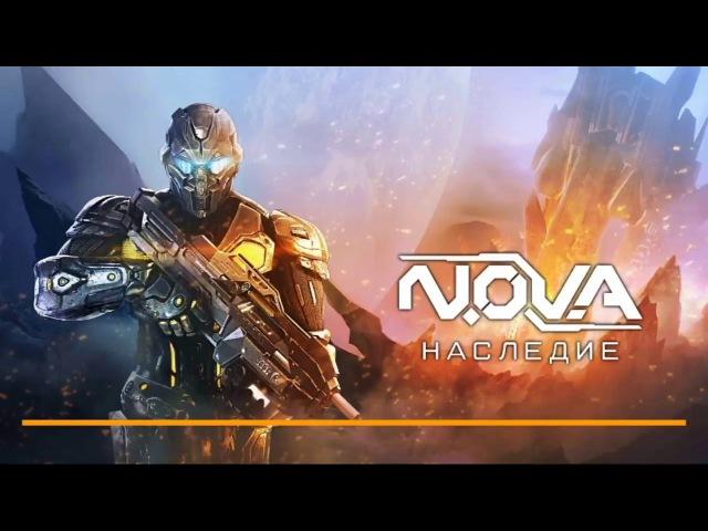 N.O.V.A. Наследие 1 ( android/ gameplay) прохождение с русской озвучкой.