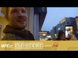 UFC 217 Embedded: Vlog Series - Episode 2 - Fightwear.ru