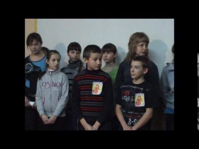 Змагання юних пожежників 2012 р.