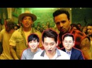 REACCIÓN de los COREANOS al Video Musical de Luis Fonsi Despacito Корейские парни Korean guys