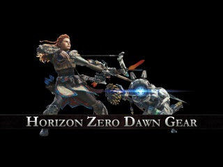 Monster Hunter: World - (PS4) Horizon Zero Dawn Collaboration Gear