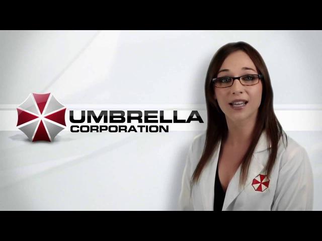 Umbrella Corporation Recruitment Video- security