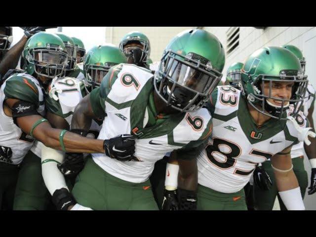 2015 Miami Hurricanes DB's || JackBoyz ||