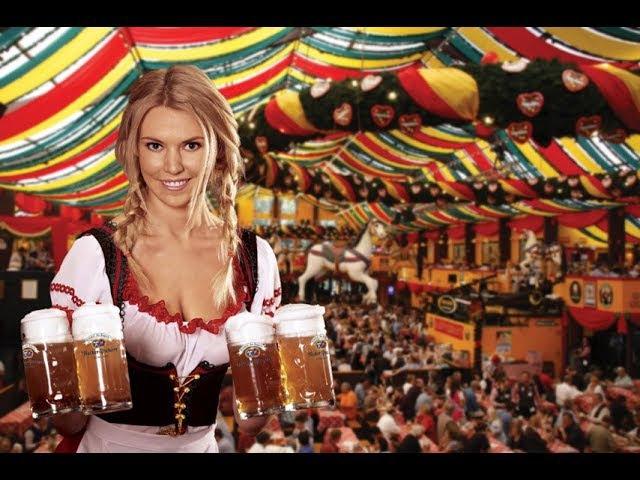 Germany Trip 2017|| Part 1: Munich. Oktoberfest.