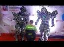 Observer Maximus on Cybathlon Обсервер Максимус на соревнованиях киборгов Кибатлон