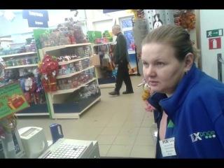 Обман в магазине FIX PRICE Валдай