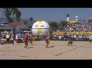 Karch Kiraly Doble vs. Dax Fonoi in the Final from Santa Barbara 2003.