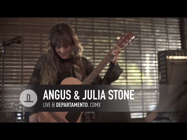 Angus Julia Stone Live @ Departamento CDMX