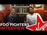 Foo Fighters talk to Jamie East (FULL)  Virgin Radio