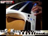 Roland Axsynth Keytar Demo by S4K - space4keys keyboard solo